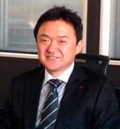 代表取締役 山田秀明